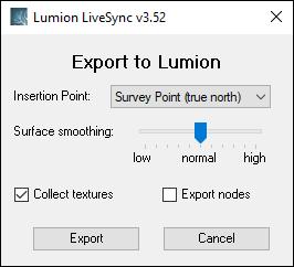 آموزش انتقال مدل رویت Revit به لومیون Lumion