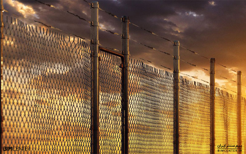 Fence PBR Texture