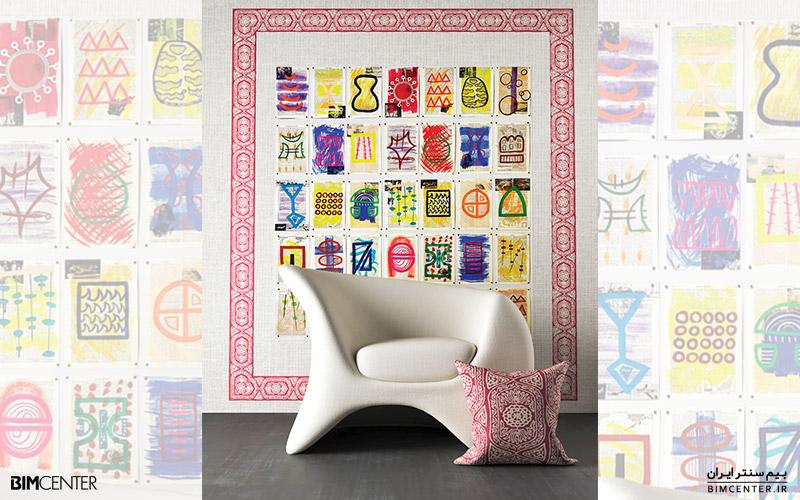 رنگ در طراحی داخلی interior design