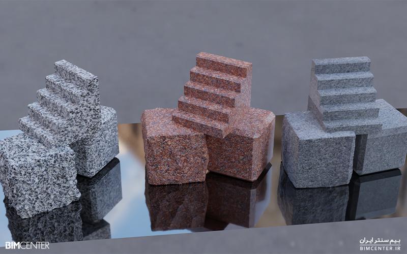 دانلود رایگان تکسچر سنگ گرانیت granite pbr texture