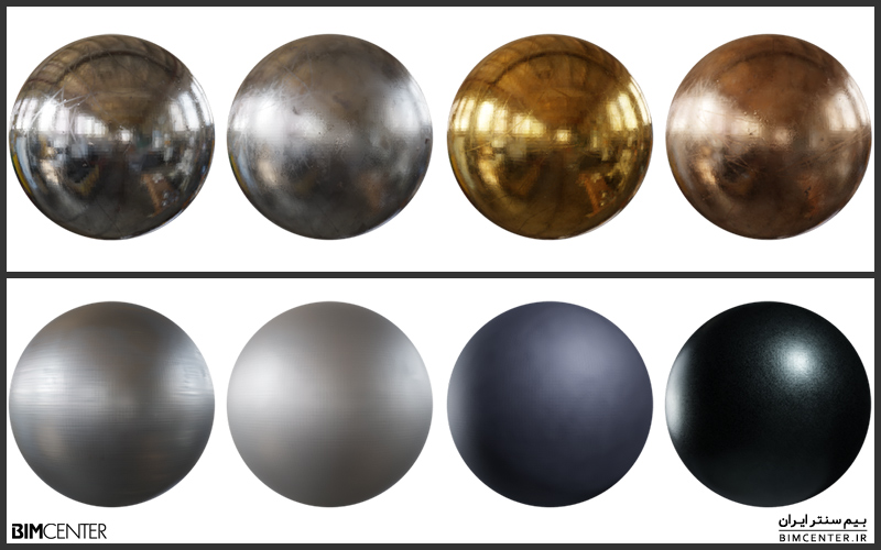 دانلود رایگان تکسچر فلز Metal