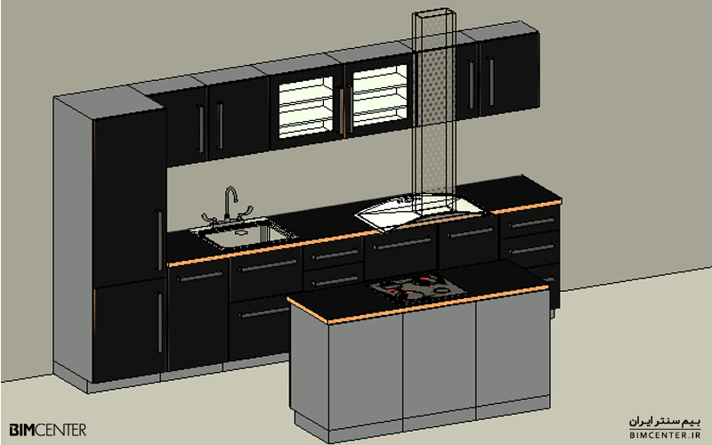 دانلود رایگان فمیلی آشپزخانه کامل برای رویت